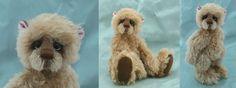 Oscar - 9 Inch Teddy Bear Pattern & directions! FREE