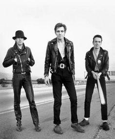 The Clash in Schott perfectos