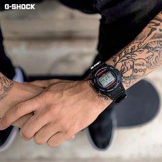 Zegarek Casio G-Shock Consumer Behaviour, Young Blood, Casio G Shock, Sport Watches, Casio Watch, Retro Vintage, Guys, Luxury, Behavior