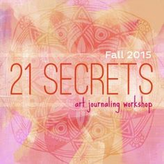 21 Secrets Art Journ