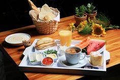 10 lugares para tomar café da manhã