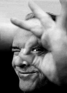 "Jack Nicholson. ""people who speak in metaphors should shampoo my crotch""."