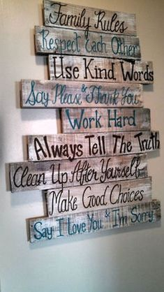 Easy DIY Pallet Project Home Decor Ideas (67)