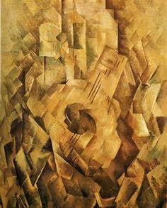 The Mandola - Georges Braque