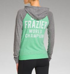 11796d89d04b9 Women s UA Roots Of Fight™ Frasier Full Zip Hoodie Roots Of Fight