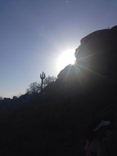 Up on Camelback Mountain - Arizona