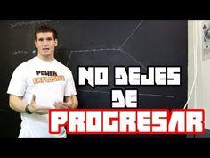 No dejes de progresar