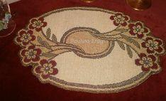 Blackwork, Crochet, Needlework, Salons, Cross Stitch, Diy Crafts, Embroidery, Rugs, Dressmaking
