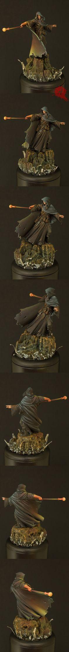 The Sorcerer boxart V#2