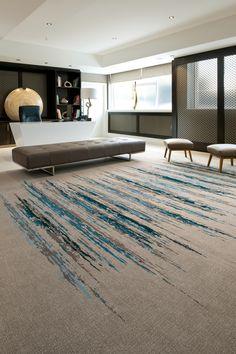 Ulster Carpets in the Burlington Hotel, Dublin