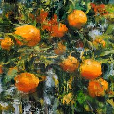 """Quang Ho """"Oranges and Blues"""""""
