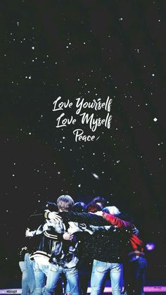 55 Inspiring Love Yourself Quotes - Self Love Bts Lyrics Quotes, Bts Qoutes, Bts Bangtan Boy, Bts Boys, Bts K Pop, Bts Backgrounds, Foto Jimin, Bts Love Yourself, Bts Chibi