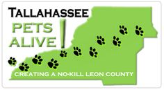 Tallahassee Pets Alive - Their Mission is to make Leon County a community where no adoptable pet or feral/un-owned cat is killed regardless of resources, economics, or politics.