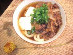 Beef Sukiyaki Udon soup..just needvto make homemade dashi