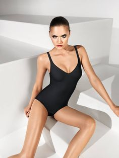 Donna Mat de Luxe Forming Body Wolford