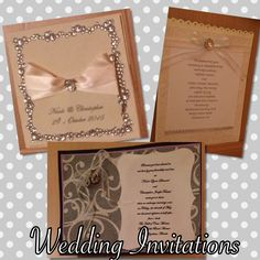 Invitations and announcements for any occasion.  https://m.facebook.com/Creativenicole79