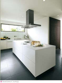 Kitchens of the Future: 15 Hot New Trends Bulthaup B1, New Kitchen, Kitchen Island, Melbourne House, Palette, Natural Wood Finish, House Extensions, Luxury Kitchens, House Goals