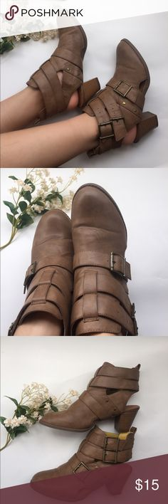 Super Cute Booties Super comfortable to wear. Shoes Ankle Boots & Booties