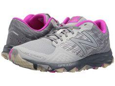 New Balance - T690v2 (Silver/Green) Women's Running Shoes