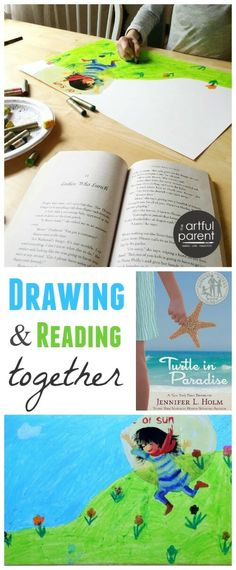 Why Read Aloud Time is Drawing Time