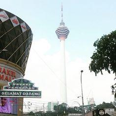 """KL Tower  #malaysia #kualalumpur #tower #travel #馬來西亞 #吉隆坡 #旅行 #말레이시아 #쿠알라룸푸르 #여행"" Photo taken by @ishideo on Instagram, pinned via the InstaPin iOS App! http://www.instapinapp.com (07/13/2015)"