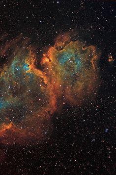 earthyday: The Soul Nebula 2015 - By Darren Knight