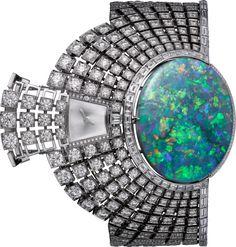 Cartier Aten High Jewelry Secret Hour Watch   World's Best