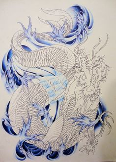 Koi Dragon Project Part II by ElTri on deviantART