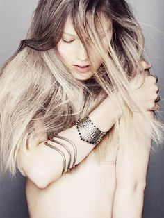 Braided Blonde Hair 2