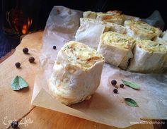 Вкусно, быстро, оригинально: 10 рецептов закусок из лаваша от «Едим Дома»