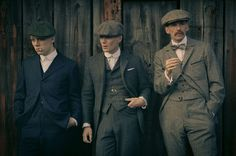 Peaky Blinders - Cinematography by George Steel and Simon Dennis | Created by Steven Knight