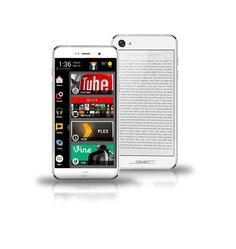 """Specification    Product Features    Main Screen: 5.0"""" 1280x720 HD IPS 2.5D display, multi-touch    Back Screen: 4.7"""" QHD E-ink paper 2.5D display, multi-touch    13.0MP auto focus back camera ; 5.0MP front camera    Launch Time    December, 2015    Platform    CPU (4G LTE version)       MTK6735A, Quad-Core,Cortex A53    MiraVision    GPU: ARM MaliT760-MP3@450MHz    OS    Android5.1    Network    LTE FDD/Cat.4 (150Mbps/50Mbps); WCDMA; EDGS; GPRS    Band…"""