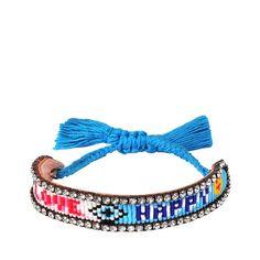 Bracelet Love Happy multicolore Shourouk Bracelet Love, Jewelry Bracelets, Jewelry Ideas, Happy, Inspiration, Shop, Fashion, Loom Bracelets, Bracelets