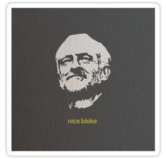 Jeremy Corbyn 'nice bloke' by opul