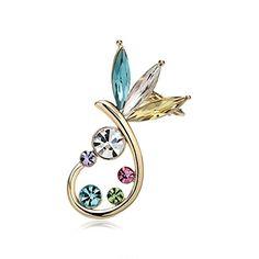 Meriling 925 Silver Stud Gold Crystal Dragonfly Ear Cuff Earrings Meriling http://www.amazon.com/dp/B00MA5K7X8/ref=cm_sw_r_pi_dp_Nlckvb085DZ85