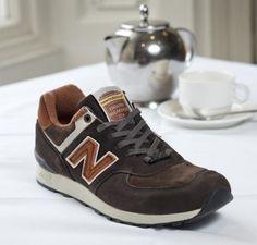 #NewBalance 576 Tea Pack