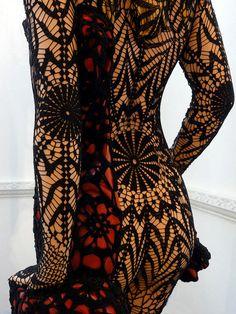 Joana Vasconcelos - Art Installation - Crochet