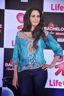Mallika Sherawat at first look of The Bachelorette India TV Series.