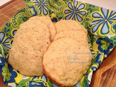 печенье из яблочного теста