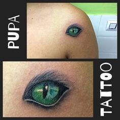 https://flic.kr/p/P3LLFY | Tatuaje Ojo Pupa Tattoo Granada | by Marzia  Instagram : instagram.com/pupa_tattoo/  Web: www.pupatattoo.es/  Citas: 958221280  #tattoo #tattoos #tatuaje #tatuajes #tattoogranada #ink #inked #inkaddict #timetattoo #tattooart #tattooartists