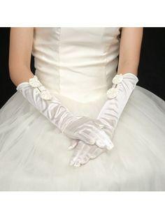 Fingertips Bridal Gloves G-014