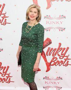 Christine Baranski - Media Opening for 'Kinky Boots' 3