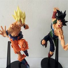 Dragon Ball Z Anime Figures (2Pc)