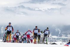 Skiathlon U23 Men - 15km CT + 15km FT #Fiemme2014 #NordicSki #Skiathlon #SkiRelay #Sci #SkiJumping #NordicCombined #XCSkiing #SciNordico #SaltoSci #CombinataNordica #ValdiFiemme #Trentino #Sport #SportInvernali #WinterSports
