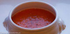 Aranka's Kookblog | Gegrilde tomatensoep. Simpel kan zo lekker zijn. | Aranka's Kookblog