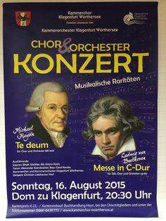 Ludwig, Movie Posters, Movies, Orchestra, Recital, Art, 2016 Movies, Film Poster, Films