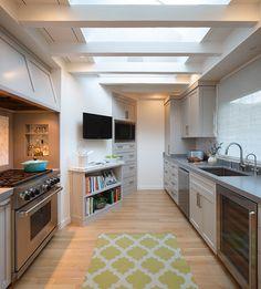 Recent Work - transitional - Kitchen - San Francisco - EJ Interior Design, Eugenia Jesberg