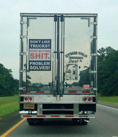 Don't like Trucks?