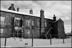 victorian lunatic asylums | Victorian Lunatic Asylums Uk-High Royds Pauper Lunatic Asylum-Opened ...