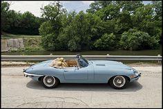 F93 1970 Jaguar XKE Convertible JCNA National Champion Photo 11